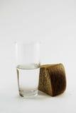 Pão e água 3 Fotografia de Stock