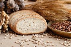 Pão e outro imagem de stock royalty free