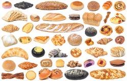 Pão e padaria imagens de stock