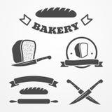 Pão e padaria Foto de Stock Royalty Free