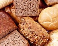 Pão e padarias. Fotografia de Stock Royalty Free