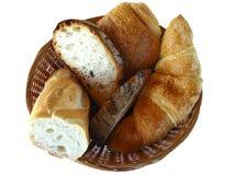 Pão e pastelarias Imagens de Stock Royalty Free