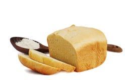 Pão e refeição Foto de Stock Royalty Free