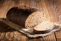 Pão escuro Imagens de Stock