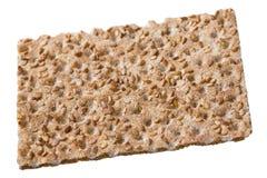 Pão estaladiço fotografia de stock