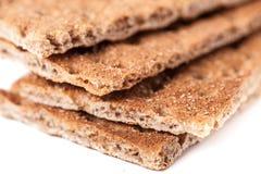 Pão estaladiço Foto de Stock