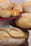 Pão europeu Imagem de Stock Royalty Free