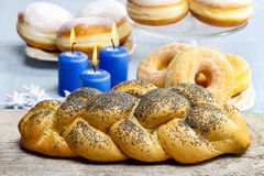 Pão festivo Imagens de Stock