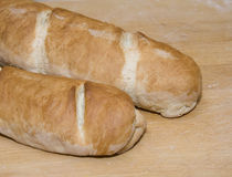 Pão francês Fotografia de Stock Royalty Free
