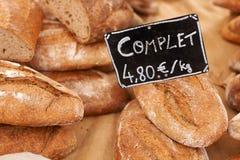 Pão francês tradicional de Provence Imagem de Stock Royalty Free