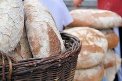Pão fresco Fotografia de Stock