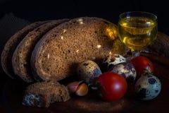 Pão fresco imagem de stock