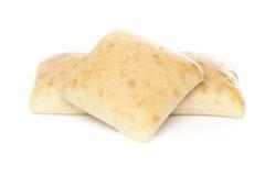 Pão fresco do ciabatta Fotos de Stock