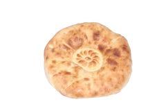 Pão fresco em um branco Fotografia de Stock Royalty Free