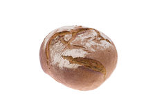 Pão fresco isolado Foto de Stock