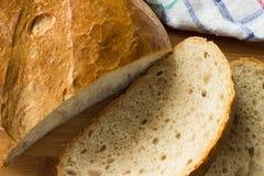 Pão friável e scented cortado Imagem de Stock Royalty Free
