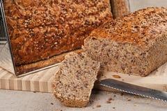 Pão Homebaked Imagens de Stock Royalty Free