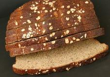 Pão inteiro da grão Fotografia de Stock