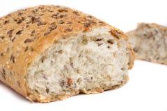 Pão inteiro da grão quebrado Imagem de Stock