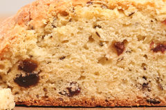 Pão irlandês da soda Imagens de Stock