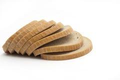 Pão isolado Fotos de Stock Royalty Free