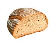 pão isolado Foto de Stock