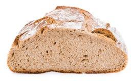 Pão (isolado no branco) Fotografia de Stock