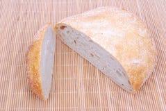Pão italiano de Ciabatta Fotos de Stock Royalty Free