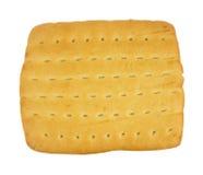 Pão liso de Focaccia imagem de stock royalty free