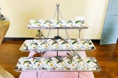 Pão liso do sul com pato de assado Fotografia de Stock Royalty Free