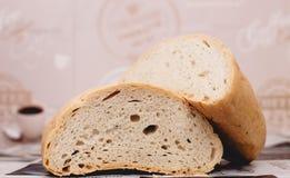 Pão mas café da manhã Imagens de Stock Royalty Free