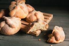 Pão mexicano conhecido como imagem de stock royalty free