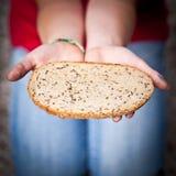 Pão para o mundo Foto de Stock Royalty Free