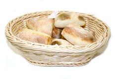 Pão pequeno de italia do alimento do brot do pão Fotografia de Stock