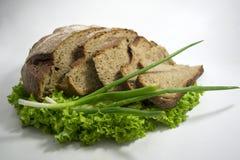 Pão preto Fotografia de Stock Royalty Free
