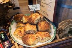 Pão rústico de Tuscan Fotos de Stock Royalty Free