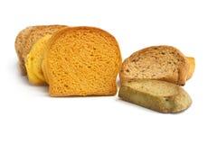Pão dos biscoitos Fotos de Stock