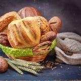 Pão recentemente cozido Imagens de Stock