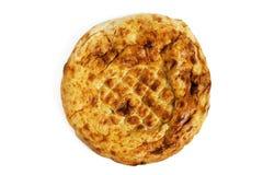 Pão redondo do pão árabe Fotos de Stock Royalty Free