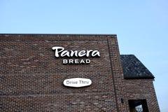 Pão Resturant de Panera Fotos de Stock Royalty Free