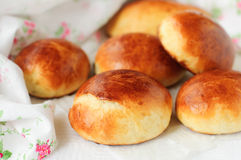 Pão Rolls Fotografia de Stock