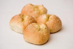 Pão Rolls Imagem de Stock Royalty Free