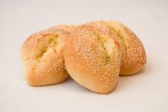 Pão Rolls do sésamo fotografia de stock royalty free