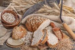 Pão saudável Imagens de Stock Royalty Free