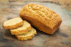 Pão sem glúten fotografia de stock