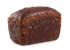 Pão torrado fresco preto fotografia de stock royalty free