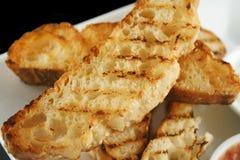 Pão turco brindado Fotos de Stock Royalty Free