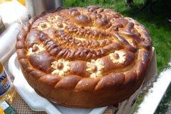 Pão ucraniano Fotos de Stock Royalty Free