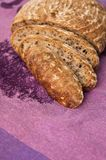 Pão Wholegrain Foto de Stock Royalty Free