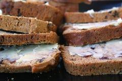 Pão Yummy da fruta Imagens de Stock